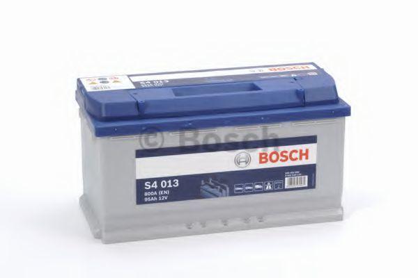 Аккумулятор S4 95Ач 800А BOSCH 0092S40130