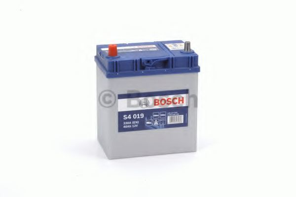 Аккумулятор S4 40Ач 330А BOSCH 0 092 S40 190