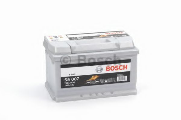 Аккумулятор S5 74Ач 750А BOSCH 0092S50070