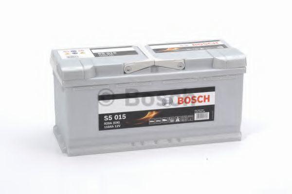 Аккумулятор S5 110Ач 920А BOSCH 0 092 S50 150