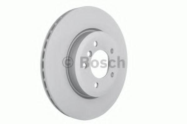 Диск тормозной передний BOSCH 0986478012