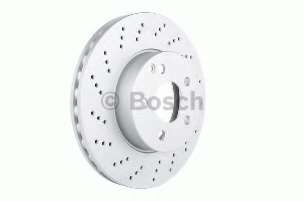 Тормозной диск BOSCH 0986479331