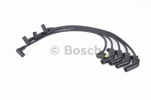 Провода высоковольтные комплект BOSCH 0986356724