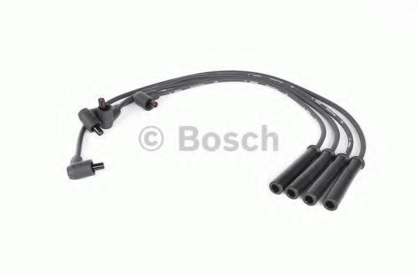 Провода высоковольтные комплект BOSCH 0986356727