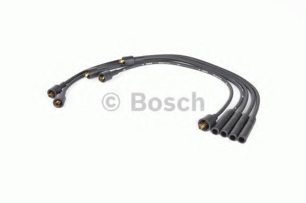 Провода высоковольтные комплект BOSCH 0 986 356 741