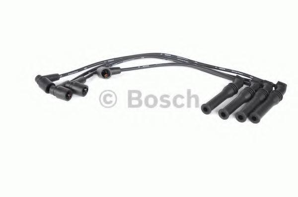 Провода высоковольтные комплект BOSCH 0986356778