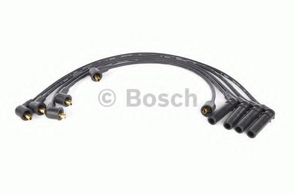 Провода высоковольтные комплект BOSCH 0986356813