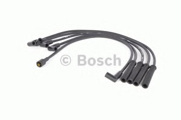 Провода высоковольтные комплект BOSCH 0986356873