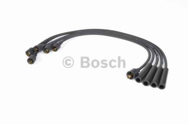 Провода высоковольтные комплект BOSCH 0986356880