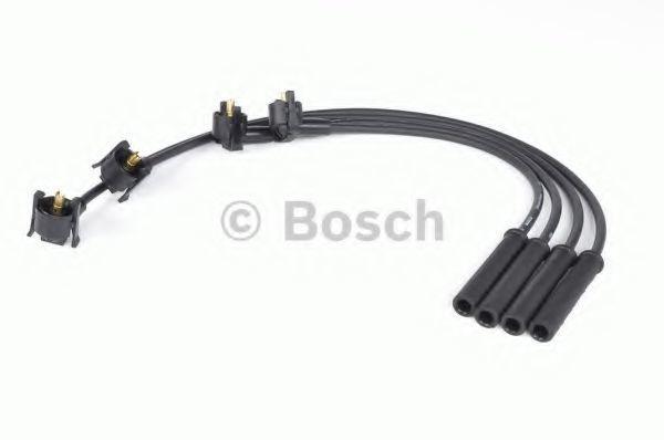 Провода высоковольтные комплект BOSCH 0 986 356 887