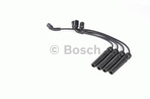 Провода высоковольтные комплект BOSCH 0986356987