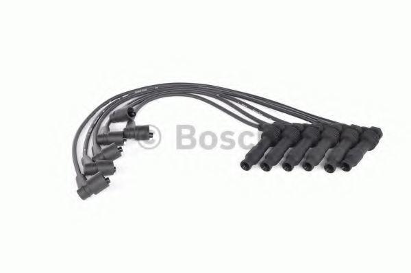 Провода высоковольтные комплект BOSCH 0 986 357 162