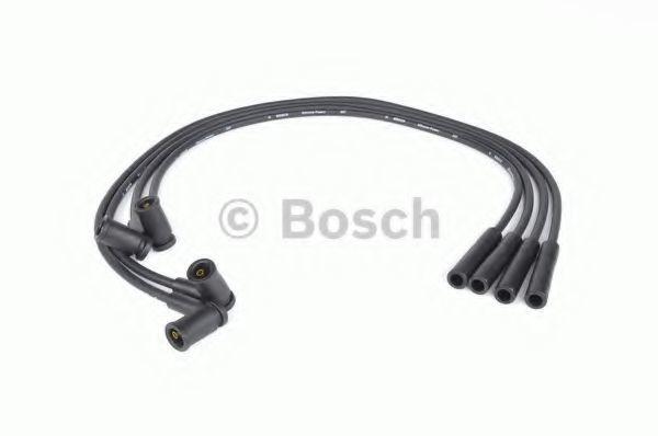 Провода высоковольтные комплект BOSCH 0986357221