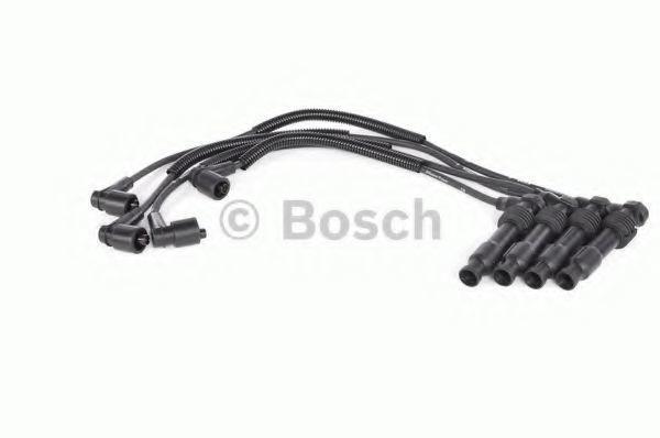 Комплект проводов зажигания BOSCH 0986357234