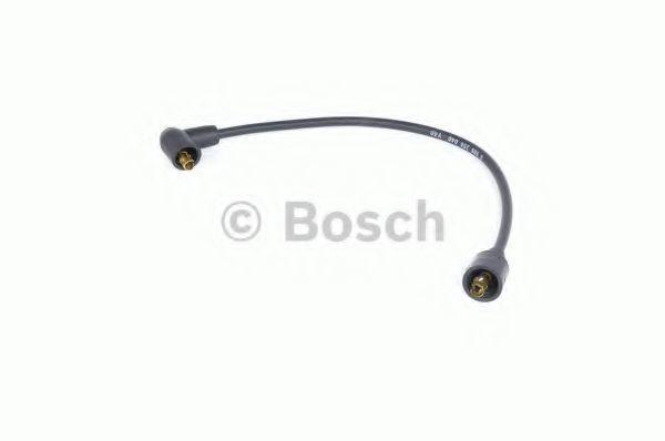 Провод высоковольтный BOSCH 0986356040