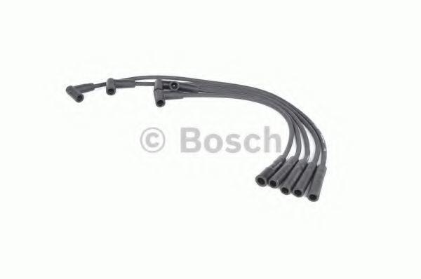 Провода высоковольтные комплект BOSCH 0986356886