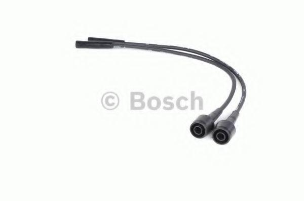 Комплект проводов зажигания BOSCH 0986356827