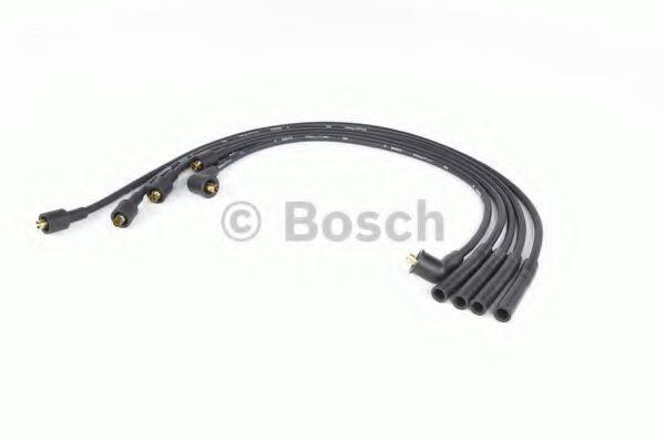 Провода высоковольтные комплект BOSCH 0 986 357 129