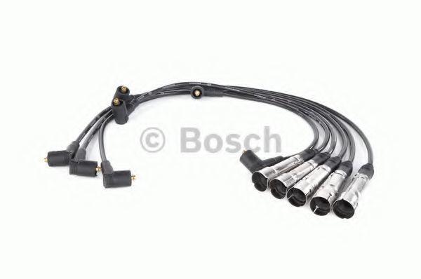 Провода высоковольтные комплект BOSCH 0986356340