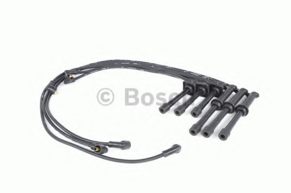 Провода высоковольтные комплект BOSCH 0986356966