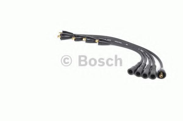 Комплект проводов зажигания BOSCH 0986357049