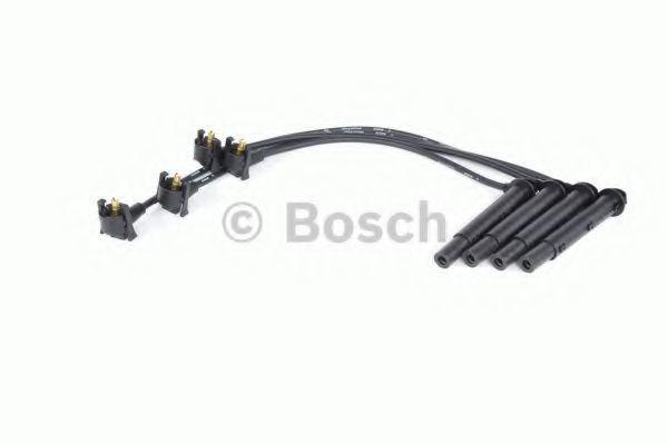 Провода высоковольтные комплект BOSCH 0986357090