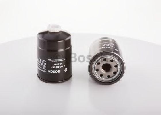 Топливный фильтр BOSCH 0986450707