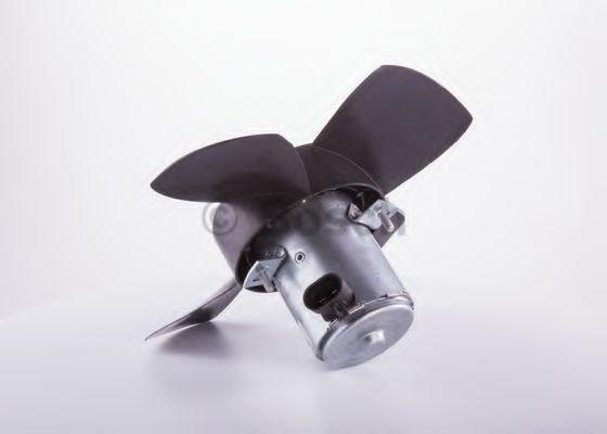 Электродвигатель, вентилятор радиатора BOSCH 9130451171