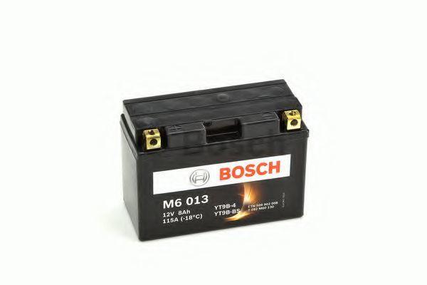 Аккумулятор гелевый AGM 8Ач BOSCH 0092M60130