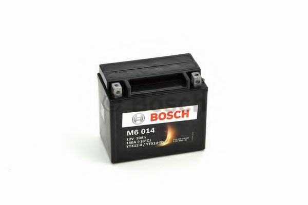 Аккумулятор гелевый AGM 10Ач BOSCH 0092M60140