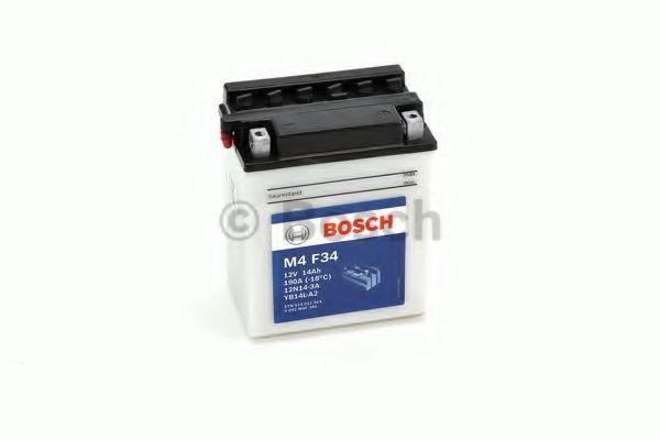 Аккумулятор M4F 14Ач BOSCH 0092M4F340
