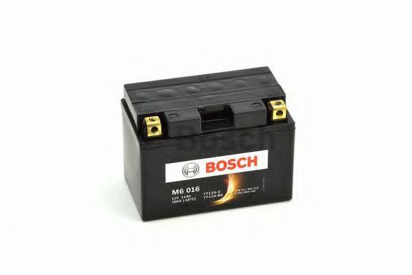 Аккумулятор гелевый AGM 11Ач BOSCH 0 092 M60 160