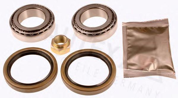 Комплект подшипника ступицы колеса AUTEX 810014
