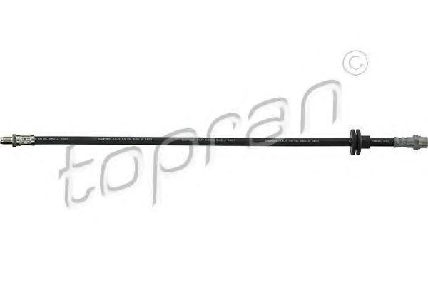 Шланг тормозной HANS PRIES/TOPRAN 502 062