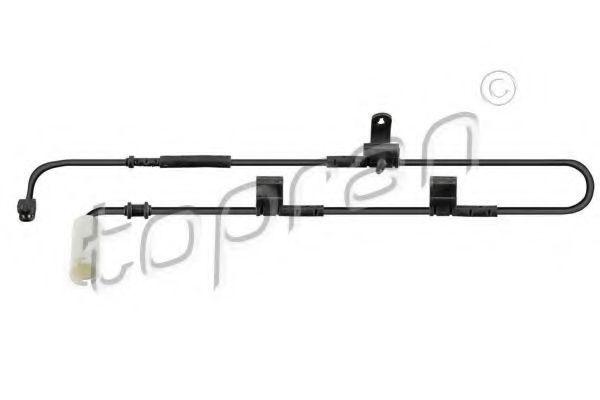 Датчик износа тормозных колодок HANS PRIES/TOPRAN 502 149