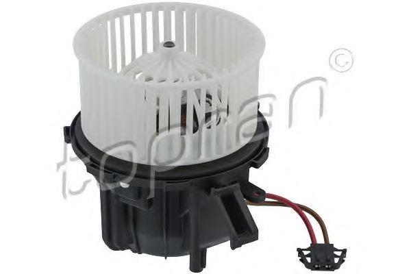 Вентилятор отопителя HANS PRIES/TOPRAN 114 980