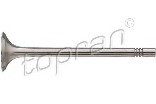 Выпускной клапан HANS PRIES/TOPRAN 112934