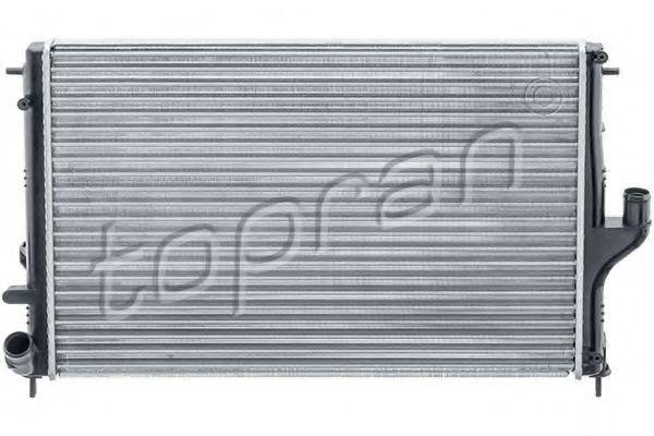 Радиатор охлаждения HANS PRIES/TOPRAN 700960