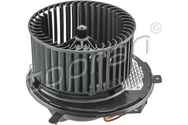 Вентилятор салона HANS PRIES/TOPRAN 113 501