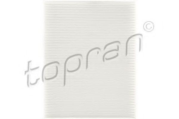 Фильтр салона HANS PRIES/TOPRAN 820865