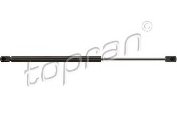 Газовая пружина, крышка багажник HANS PRIES/TOPRAN 821074