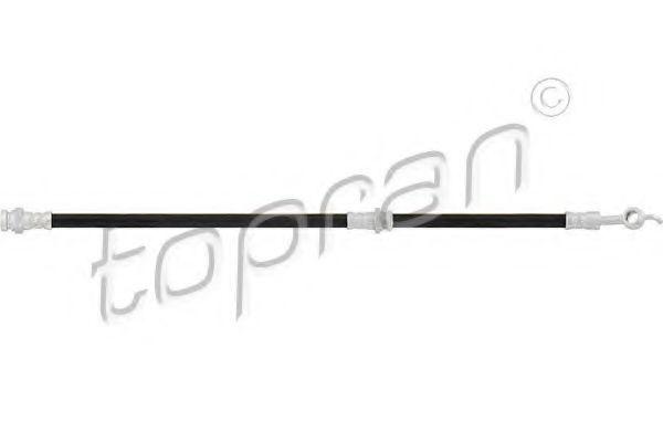 Шланг тормозной HANS PRIES/TOPRAN 820 204