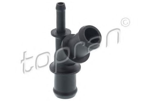 Купить Фланец системы охлаждения HANS PRIES/TOPRAN 115408