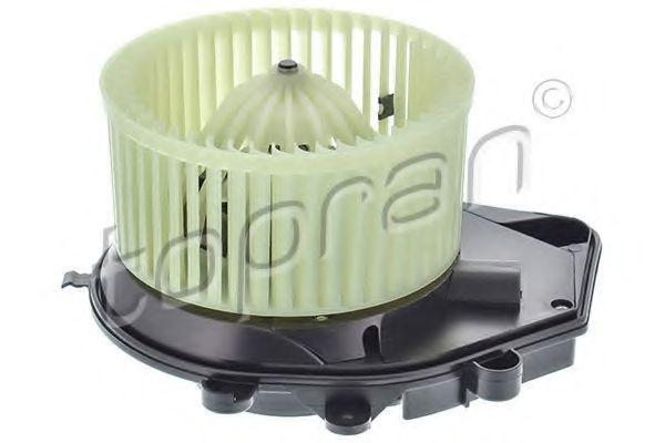 Мотор вентилятора печки HANS PRIES/TOPRAN 109901