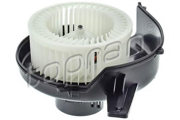 Мотор вентилятора печки HANS PRIES/TOPRAN 110740