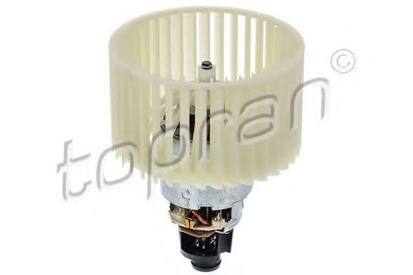 Мотор вентилятора печки HANS PRIES/TOPRAN 111354
