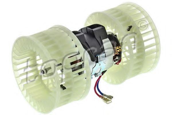 Электродвигатель вентилятора салона HANS PRIES/TOPRAN 401602