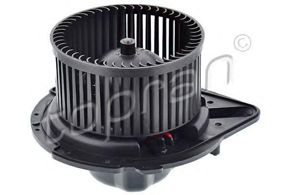 Мотор вентилятора печки HANS PRIES/TOPRAN 108631
