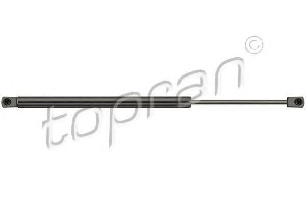 Амортизатор багажника HANS PRIES/TOPRAN 208385