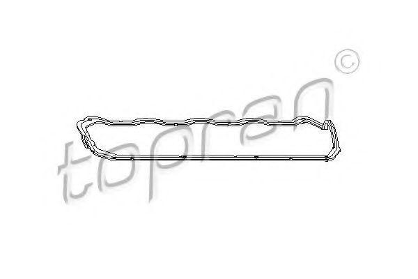 Прокладка клапанной крышки HANS PRIES/TOPRAN 100288